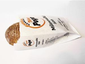 Torba papierowa na chleb